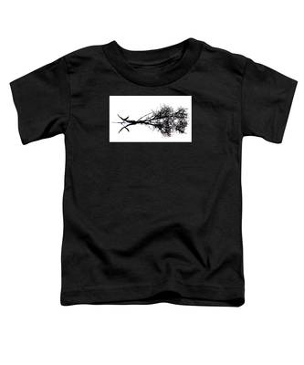 Palm Branch At The Beach Toddler T-Shirt
