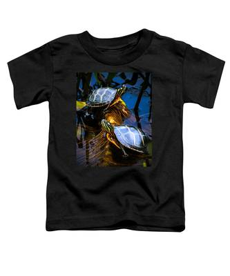 Passing The Day With A Friend Toddler T-Shirt