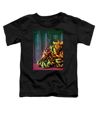 Toddler T-Shirt featuring the photograph Patacon by Skip Hunt
