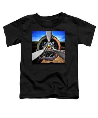 Propeller Art   Toddler T-Shirt
