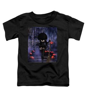 Ready Boys Halloween Witch Toddler T-Shirt