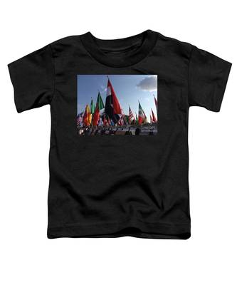 Realms Toddler T-Shirt
