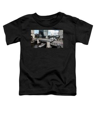 Rich People Holding Up Traffic In The Itty-bitty-city Toddler T-Shirt