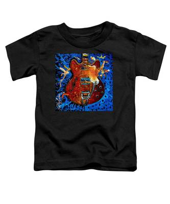 Rockin Epiphone Toddler T-Shirt