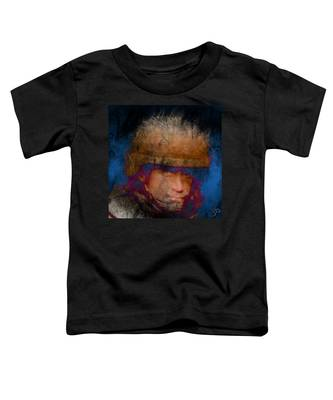 Running On Faith Toddler T-Shirt