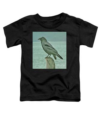 Something To Crow About Toddler T-Shirt