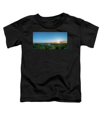 Sunset On The Outer Banks Toddler T-Shirt