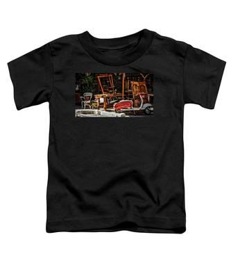 The Antiquarian Toddler T-Shirt