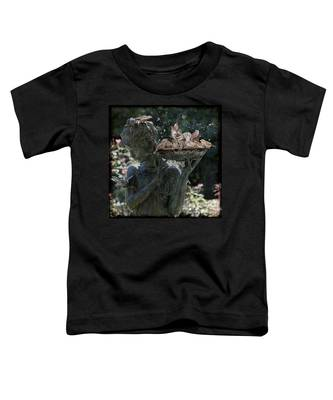 The Bird Bath Toddler T-Shirt