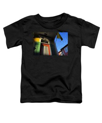Toddler T-Shirt featuring the photograph The Birds by Skip Hunt