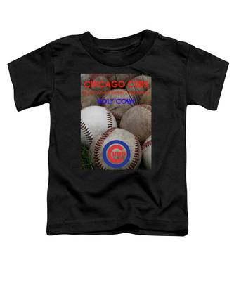 The Chicago Cubs - Holy Cow Toddler T-Shirt