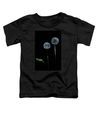 The Darkness Can't Hide You Toddler T-Shirt