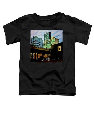 The Highline Nyc Toddler T-Shirt