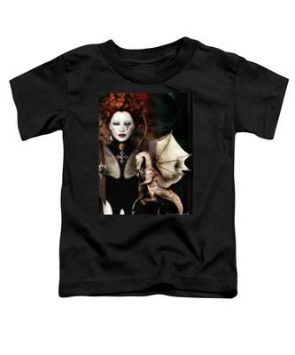 The Last Dragon Toddler T-Shirt