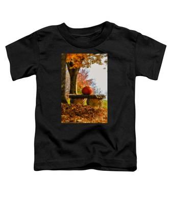 The Last Pumpkin Toddler T-Shirt