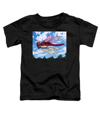 The Red Baron Toddler T-Shirt