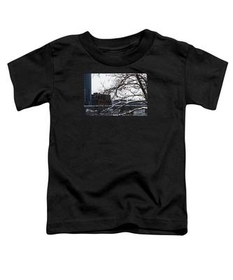The River Divide Toddler T-Shirt