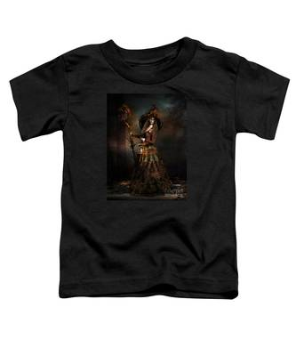 The Wood Witch Toddler T-Shirt
