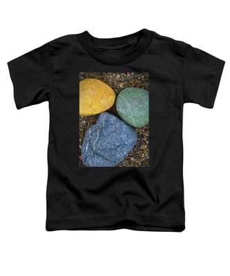 Triplet Toddler T-Shirt by Skip Hunt