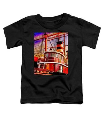 Tugboat Helen Mcallister Toddler T-Shirt