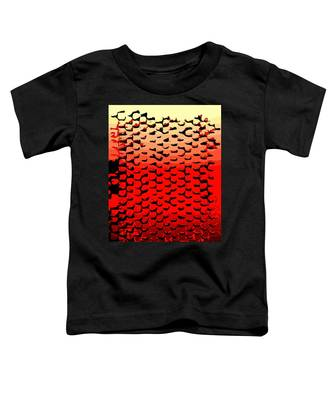 Vibrational Bricks Toddler T-Shirt