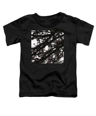 Winter Rain Toddler T-Shirt