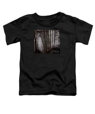 Winter Woods Toddler T-Shirt