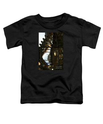 Within The Rings Of Lenses And Prisms Toddler T-Shirt