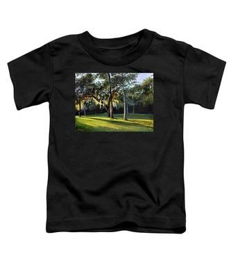 A New Sunset Toddler T-Shirt