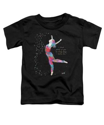 Beloved Deanna On Dark Toddler T-Shirt
