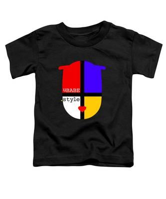 Black Style Toddler T-Shirt