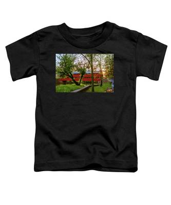 Covered Through Tree Toddler T-Shirt