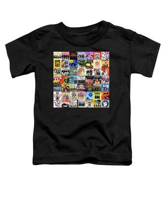 Doo Wop Singers Toddler T-Shirt