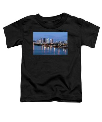 Early Rise Miami Toddler T-Shirt