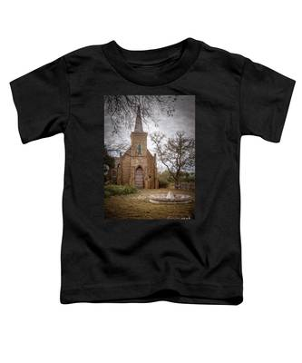 Gothic Revival Church  Toddler T-Shirt