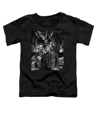 Mechanics Toddler T-Shirt