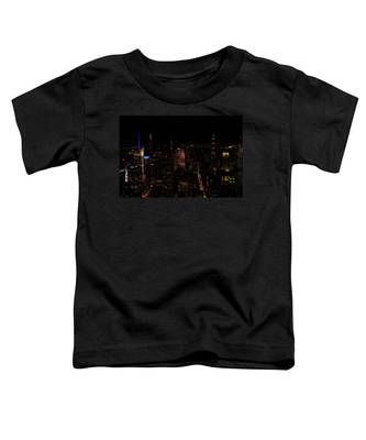 New York City Fifth Ave Toddler T-Shirt