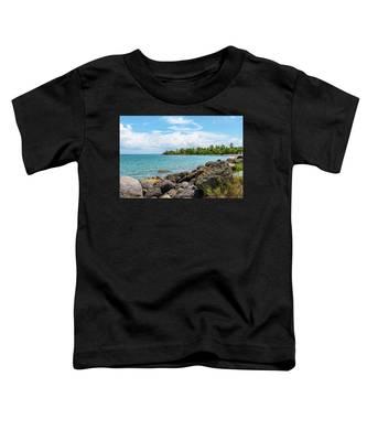 Orange Bay In Portland Jamaica Toddler T-Shirt