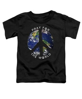Pray Toddler T-Shirts