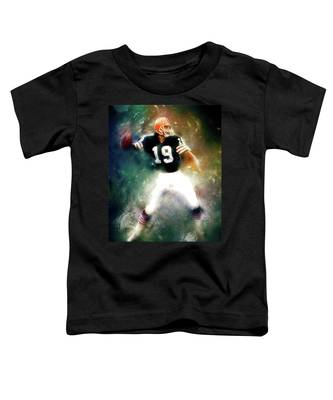 Quarterback Bernie Kosar Toddler T-Shirt