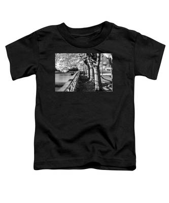 River Lines Toddler T-Shirt