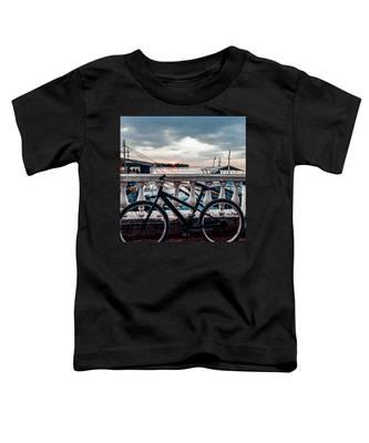 Bike Toddler T-Shirts