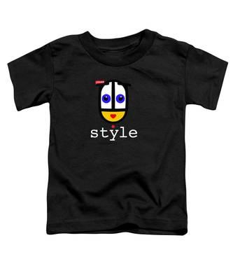 Ubabe Dot Style Toddler T-Shirt