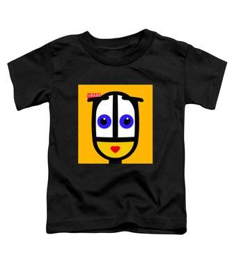 Ubabe Sun Toddler T-Shirt