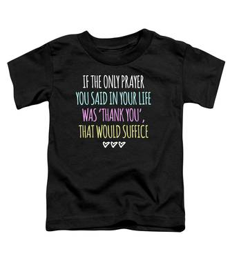 Religious Holiday Toddler T-Shirts