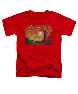Fairy Tree Toddler T-Shirt