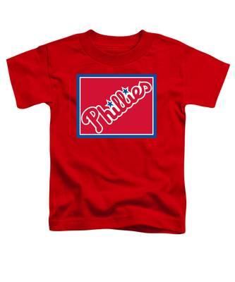 Philadelphia Phillies Baseball Toddler T-Shirt