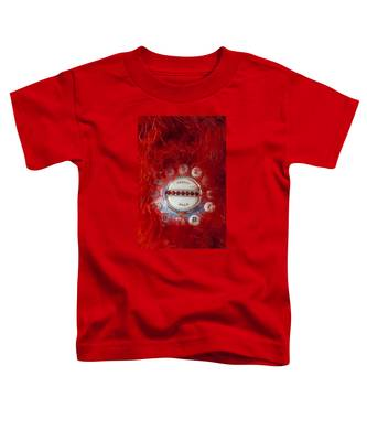 Red Phone For Emergencies Toddler T-Shirt
