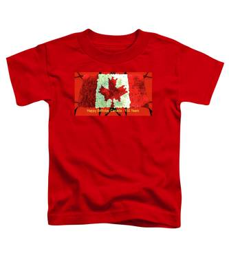 Canada 150 Years Toddler T-Shirt