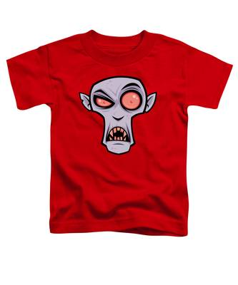 Scary Toddler T-Shirts